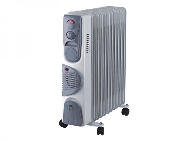 Масляные радиаторы «Oasis» серии 11 BB-25T