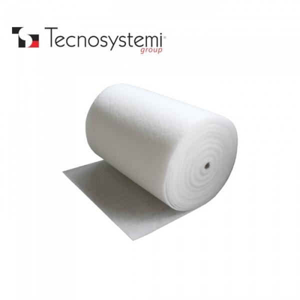 Ткань фильтровальная, класс G4 1x1м Tecnosystemi