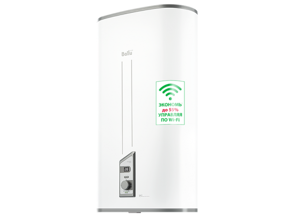 Водонагреватель Ballu BWH/S 30 Smart WiFi
