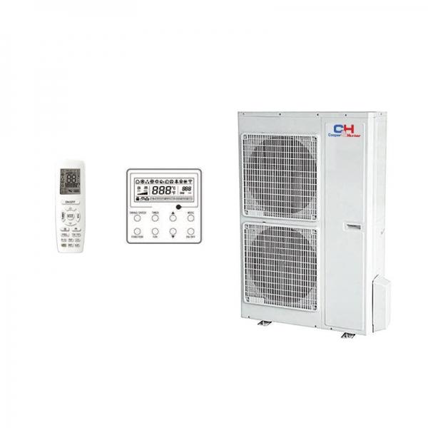 Кондиционер кассетный Cooper&Hunter CH-IC100RK/CH-IU100RM