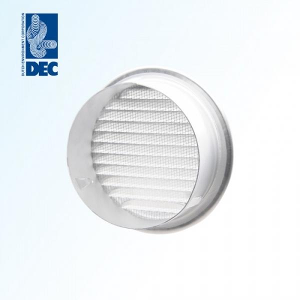 Решетка алюминиевая DEC DWRA100S