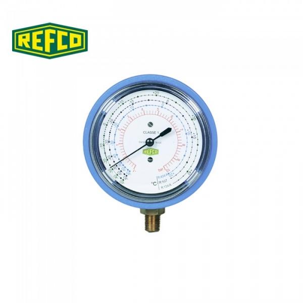 Манометр Refco типа Беллоу PM2-200-DS-R134a-1/4SAE