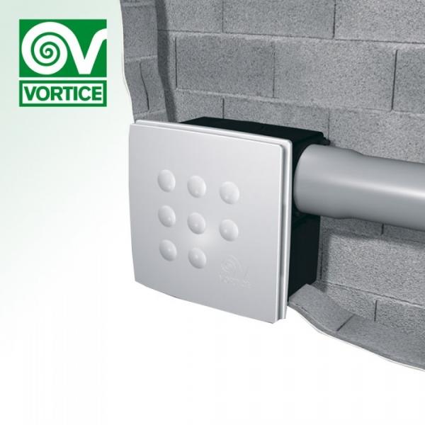 Вентилятор Vortice Vort Quadro MICRO 100 I