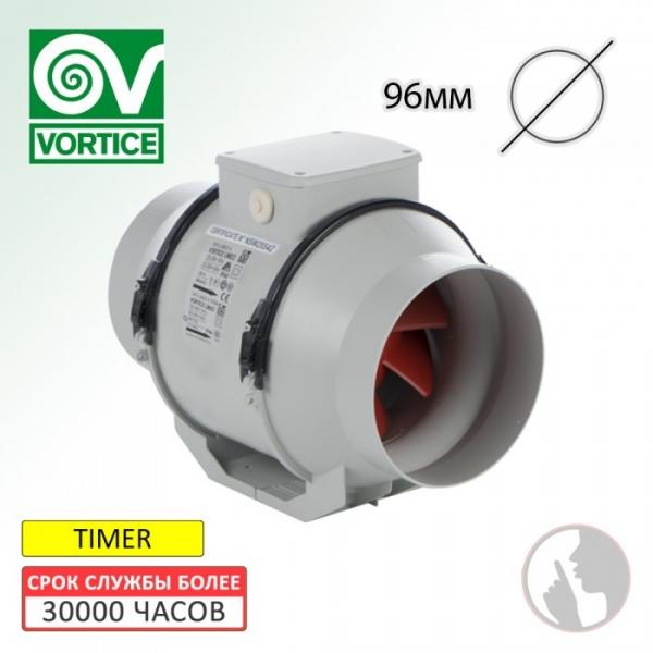Вентилятор канальный Vortice Lineo 100 Q T V0
