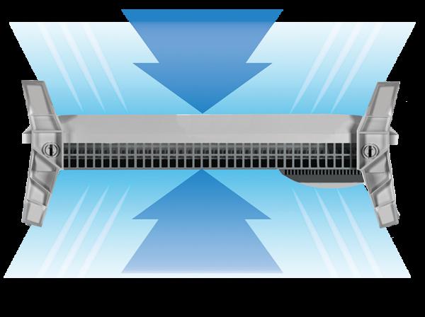 Конвектор электрический Ballu Solo BEC/SM-2000