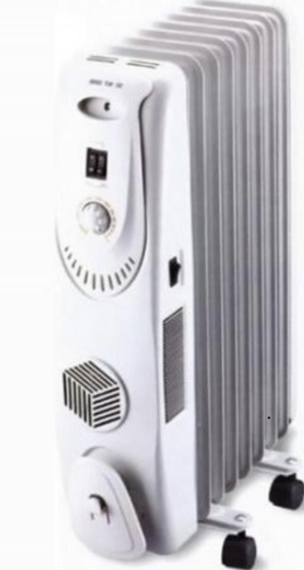 Маслянный радиатор General Climate NY17LF