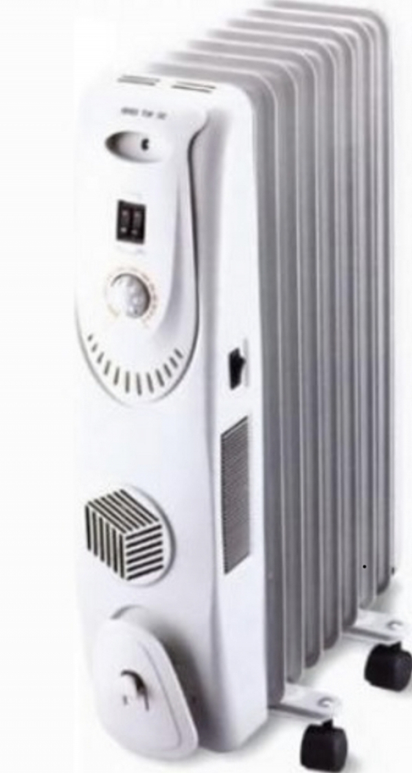 Масляный радиатор General Climate NY18J