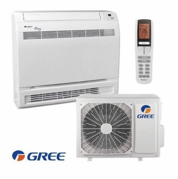 ТЕПЛОВОЙ НАСОС GREE CONSOL R32 INVERTER NEW 2019 GEH12AA-K6DNA1A