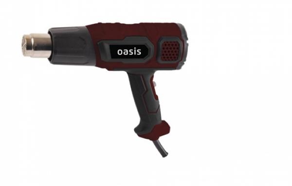 Строительный фен Oasis TG-20E (K)
