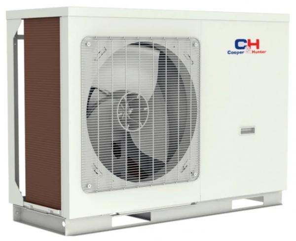 Тепловой насос «воздух-вода» Cooper&Hunter UNITHERM Monotype CH-HP4.0MIRK