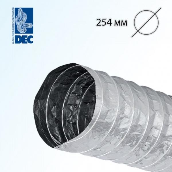 Воздуховод DEC Aludec AA3 254/10