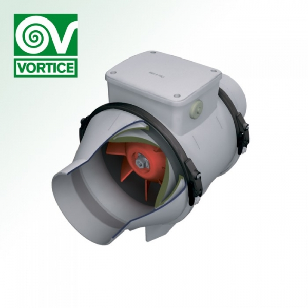 Вентилятор канальный Vortice Lineo 100 Q V0