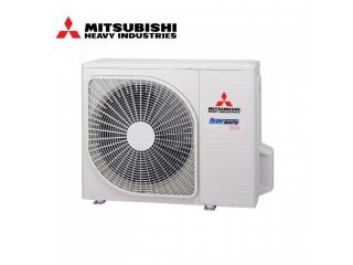 Сплит-система Mitsubishi Heavy SRK25ZSX-WB/SRC25ZSX-W настенный тип