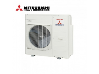 Мультисплит-система Mitsubishi Heavy SCM100ZM-S наружный блок