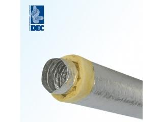 Воздуховод DEC Isodec 25 160/10