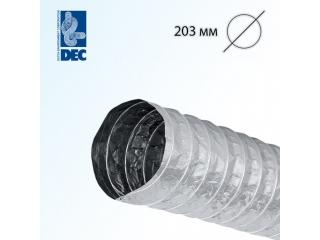 Воздуховод DEC Aludec AA3 203/10