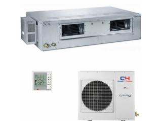 Канальный кондиционер Cooper & Hunter CH-ID36NKHS/CH-IU36NKHS