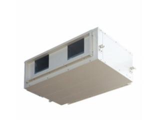 Канальный блок VRF — системы со 100% подмесом свежего воздуха TMDF400A-020