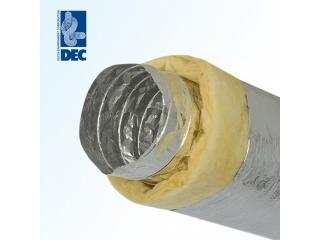 Воздуховод DEC Isodec 25 356/10