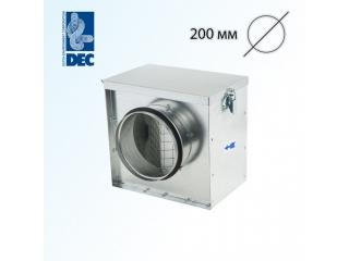 Секция фильтровальная DEC DFB200G4